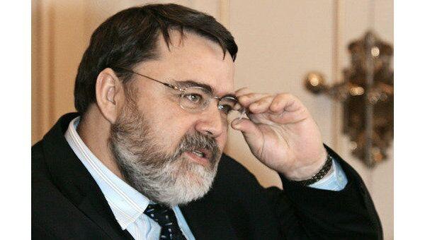 Глава федеральной антимонопольной службы РФ Игорь Артемьев