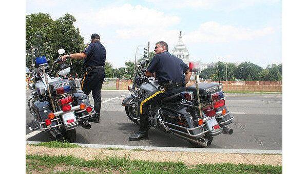 Полиция Вашингтона