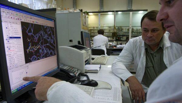 Работа Центра высоких технологий ХимРар