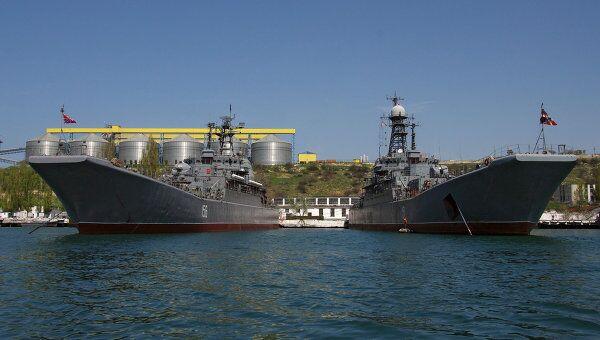 Черноморский флот: разделенный и угасающий