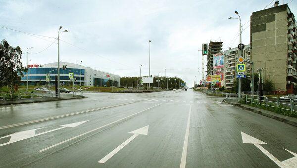 Челябинск. Вид. Архивное фото