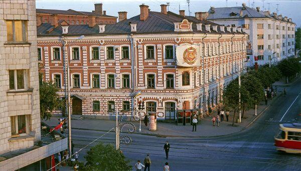 Дом И. А. Гончарова в городе Ульяновске