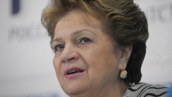 Людмила Швецова. Архив