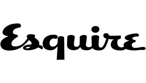 Логотип Esquire. Архивное фото