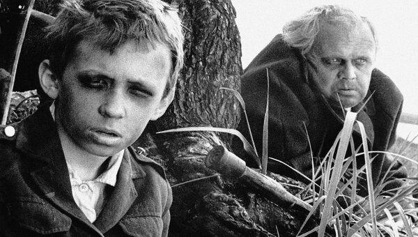 Евгений Юфит. Прозрачная роща, 1992. Серия фотографий