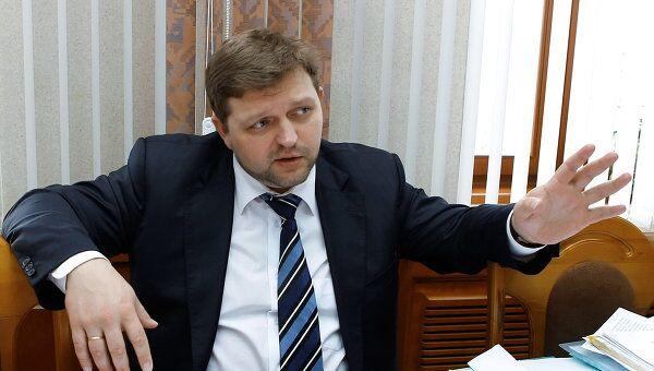 Губернатор Кировской области Никита Белых. Архив