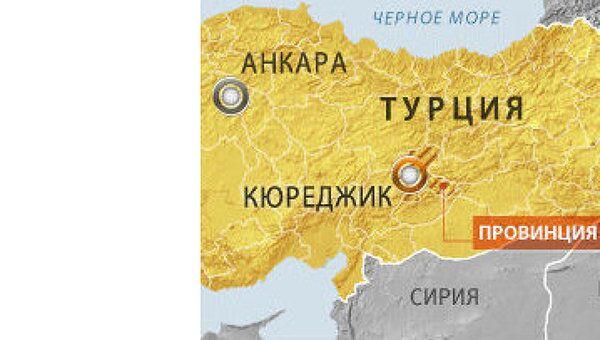 Турция и США подписали меморандум о размещении радара ЕвроПРО