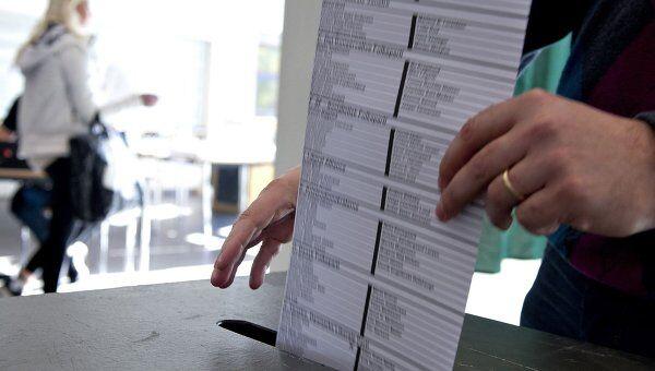 Парламентские выборы в Дании