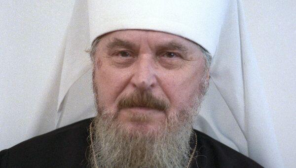 Митрополит Харьковский и Богодуховский Никодим. Архив