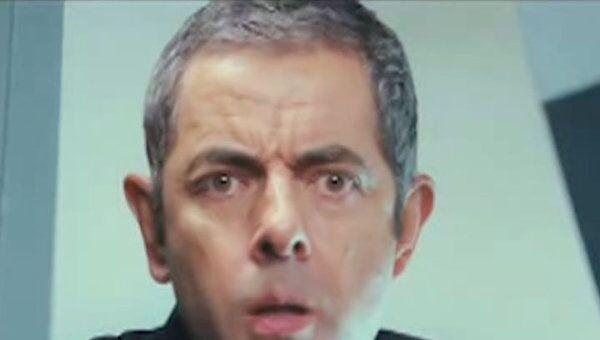 Роуэн Аткинсон в фильме Агент Джонни Инглиш: Перезагрузка. Трейлер