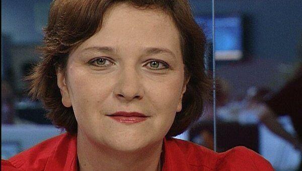 Елена Панфилова, член совета при президенте по правам человека. Архив