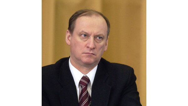 Секретарь Совета безопасности РФ Николай Патрушев. Архив