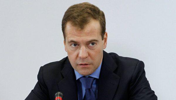 Медведев: РФ сохранит скидки на ГСМ для аграриев при вступлении в ВТО