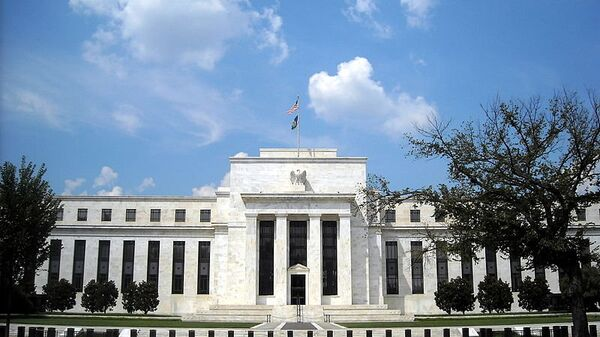 Главное здание ФРС США, архивное фото