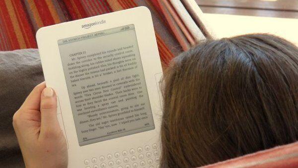 Устройство для чтения электронных книг Amazon Kindle