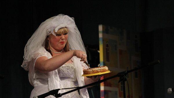 Молодежный фестиваль в Омске