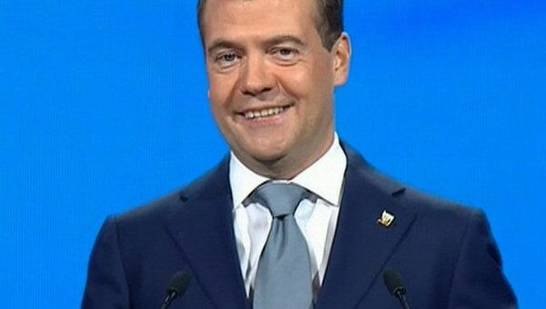 Медведев назвал причины, по которым согласился возглавить список ЕР