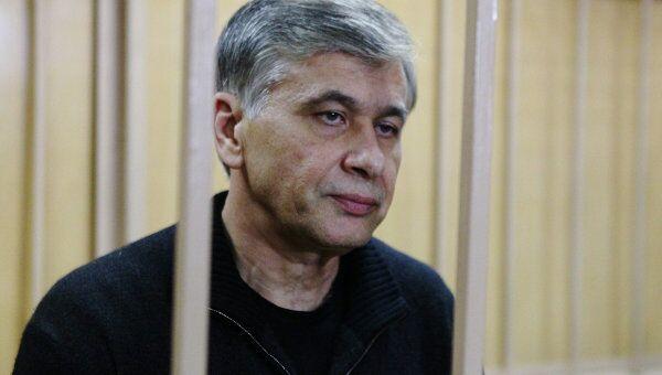 Слушания по делу генерала МВД РФ Александра Бокова в Никулинском суде города Москвы