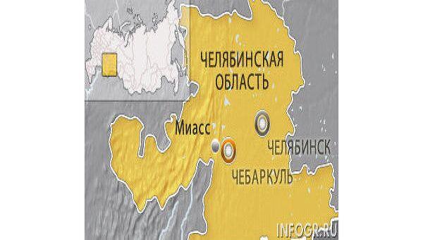 Полигон Чебаркуль в Челябинской области