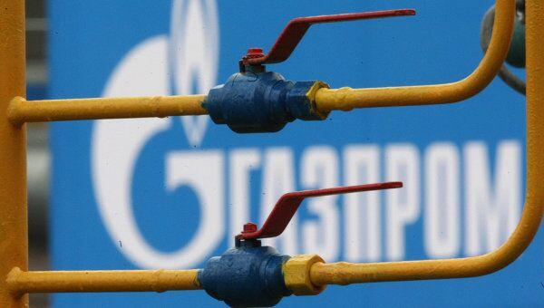 Российский газ. Архивное фото