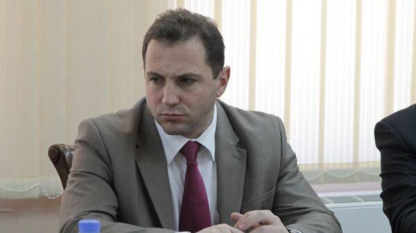Заместитель министра обороны Армении Давид Тоноян