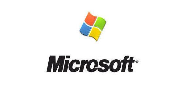 Microsoft, логотип