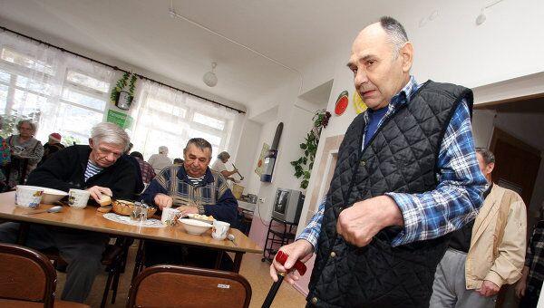 Работа Домов престарелых