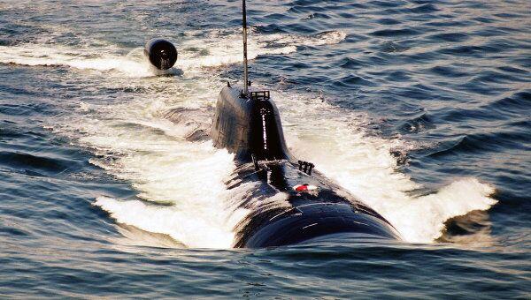 Подводная лодка класса Нерпа