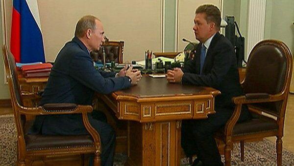 Миллер доложил Путину о неприятном сюрпризе с дочками Газпрома