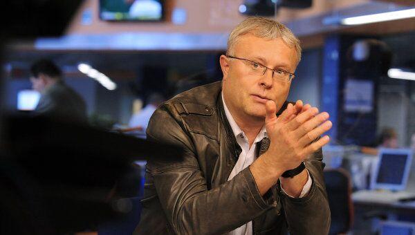 Глава Национальной резервной корпорации (НРК) Александр Лебедев. Архив