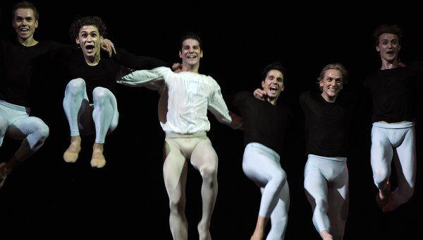 Международный балетный проект Короли танца. Опус 3
