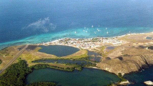 Архипелаг в Карибском море. Архивное фото