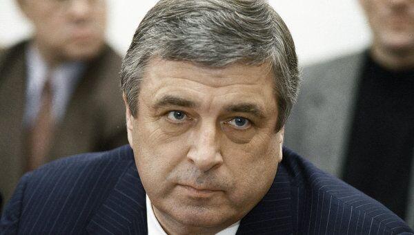 Государственный секретарь Союзного государства Белоруссии и России Павел Бородин. Архив