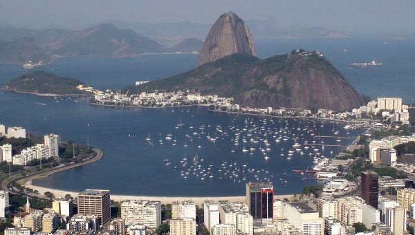 Рио-де-Жанейро. Архив