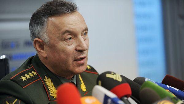 Начальник Генерального штаба ВС РФ – первый заместитель министра обороны РФ, генерал армии Николай Макаров