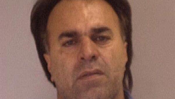Обвиняемый в попытках совершить теракты в посольствах Израиля и Саудовской Аравии в Вашингтоне Мансур Арбабсиар. 2001 г., фото стало доступно 11 октября 2011 г.