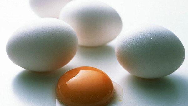 Яйца куриные, фото из архива
