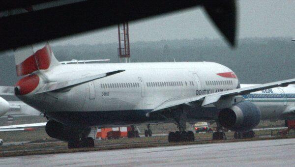 Боинг-767 компании British Airways