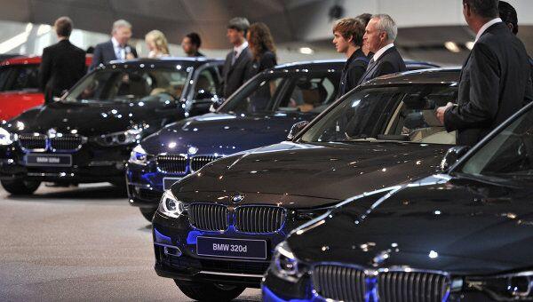 Концерн BMW представил новое поколение седана 3-й серии. Архив
