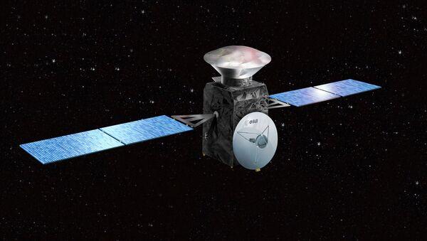 Орбитальный аппарат европейской миссии ЭкзоМарс. Архив