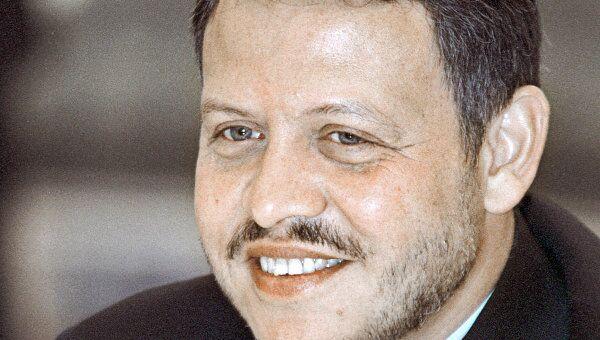 Король Иордании Абдалла II. Архив.