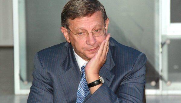 Председатель совета директоров АФК Система Владимир Евтушенков . Архивное фото