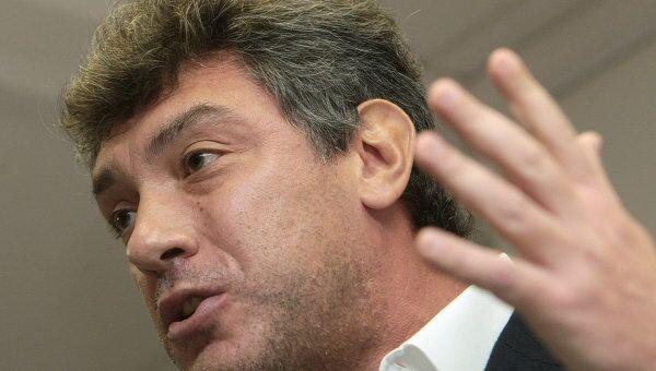 Избирком Сочи разбирается с задержанными агитматериалами Немцова