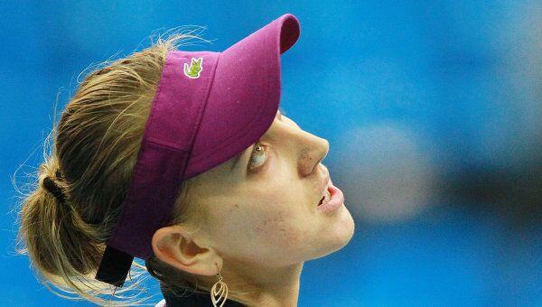 Елена Веснина. Архивное фото