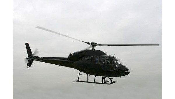 Вертолет Eurocopter семейства Ecureuil