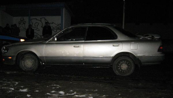ДТП в Томской области с участием пьяного милиционера и скорой помощи