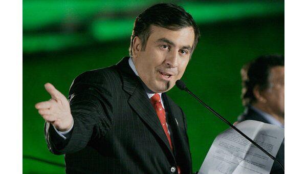 Михаил Саакашвили. Архив