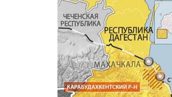 Пять человек погибли в ДТП в Дагестане