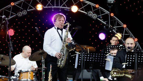 Российский саксофонист, джазмен Игорь Бутман. Архивное фото
