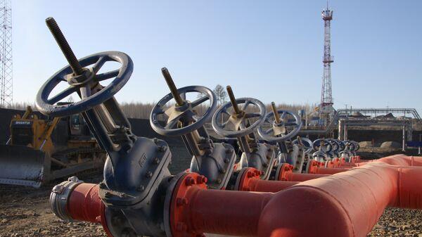 Нефтеперекачивающая станция